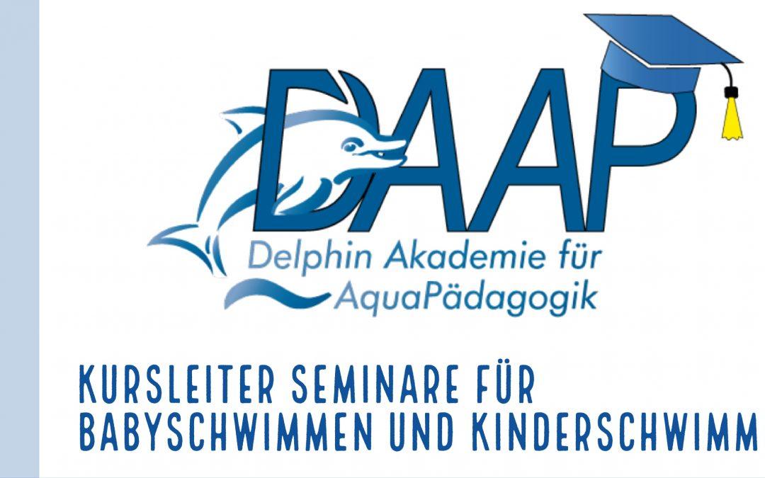 Basis Seminar Kinderschwimmen 01. und 02. September 2018